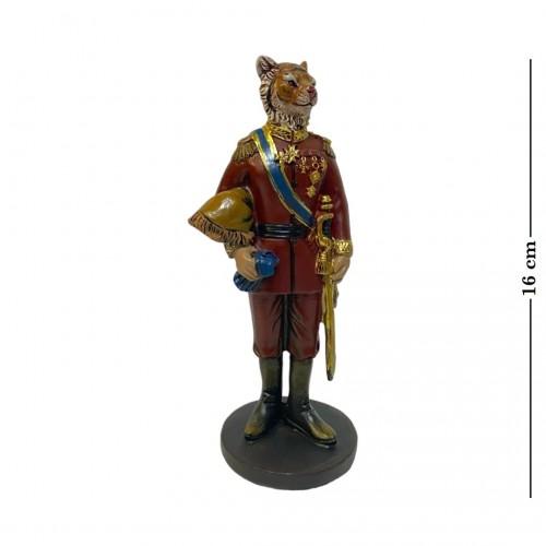 L53709  (1-24)* Тигр в одежде 7*6*16 см