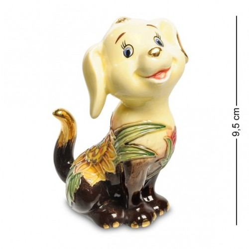 JP-101/ 8 Фигурка ''Собака'' (Pavone) 9,5см