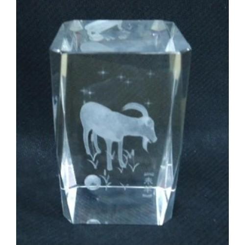 MML13283  (24) Козёл кристалл 8см