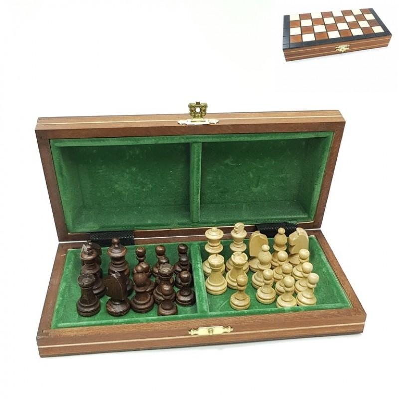 Шахматы 26*26см магнитные мини