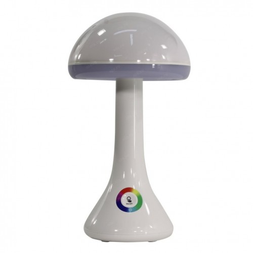 Настолная лампа LED с изменением цвета, 15*15*29см S-002-H