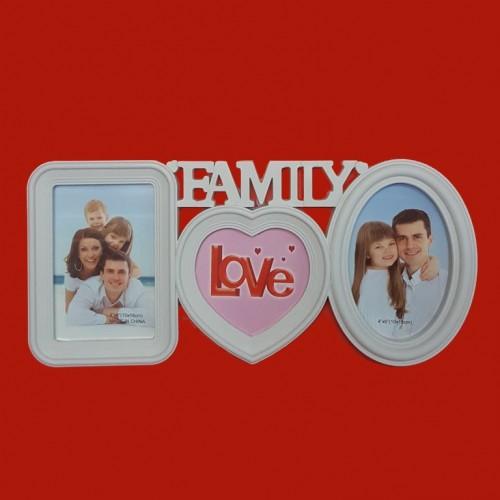 Фотоколлаж  KH-332  (48) 3ф. Family 39*18см
