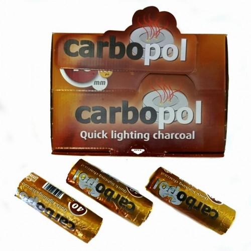 Уголь  40мм  (10-120) carbopol
