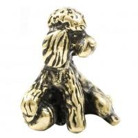 150730 Фигурка из бронзы Пудель, CND-03