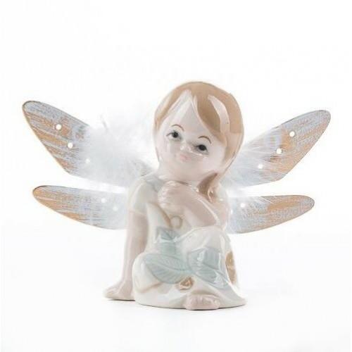 HC-13048 (48) Ангел, из фарфора, 13*6*9.2см
