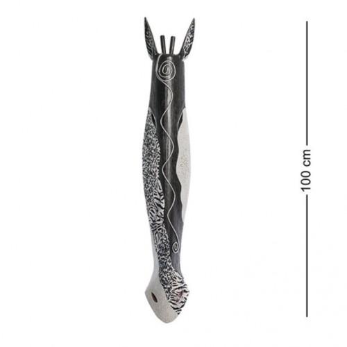 21-021 Панно ''Маска - Жираф'' 80 см