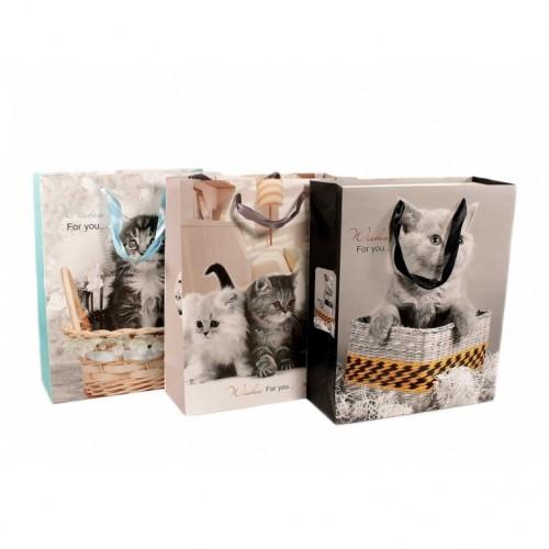 MML14658  (12-480) Пакет  подар. 32*26*10см