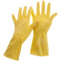 Перчатки  DGL017P хозяйст.(12-240) латексные