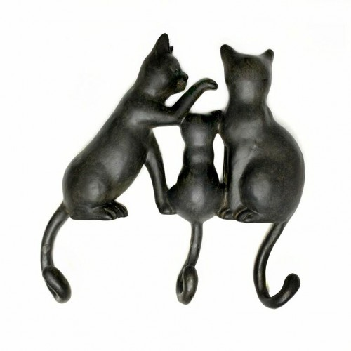 JNW6682  (1-8) Коты крючки 23*5*23см