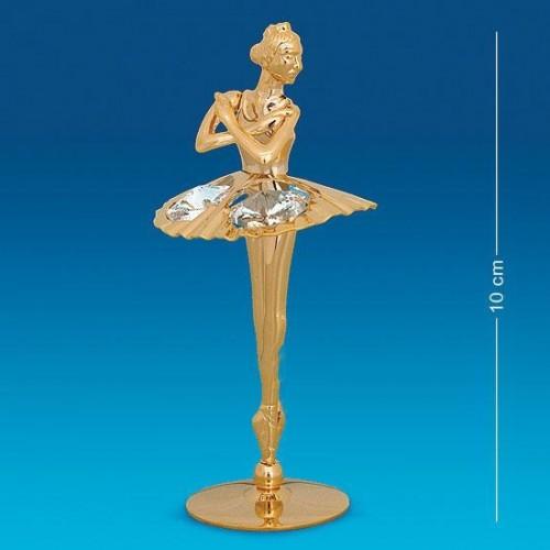 Swarovski 3679 Фигурка Балерина 4,5*4*10см