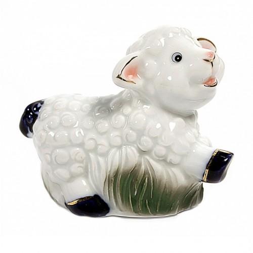 H4822  (2-96) Копилка овечка 11*9 см