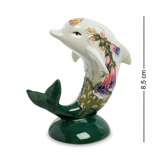 JP- 44/15 Фигурка ''Дельфин'' (Pavone) 8,5см