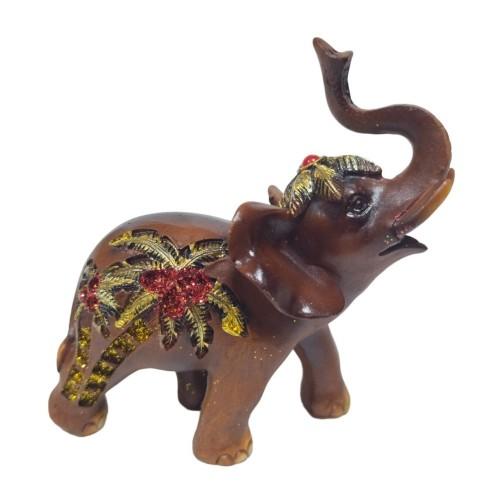 EPW31960  (1-72) Слон 10*5*10см